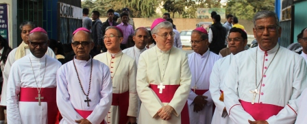 Action packed year ahead for Patna Catholics …