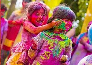 होली के कई रंग