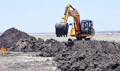 Disappearing ponds Decreasing Water in Bihar
