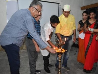 Second screening of Alone December at Kalidas Rangshalaya