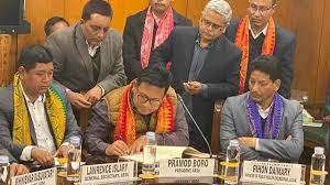 Bodo Accord- a move towards peace and reconciliation in Assam