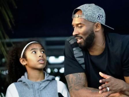 What Kobe and daughter did before the fatal crash
