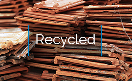 Recycled Roof Tile