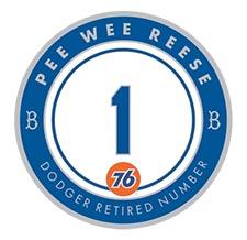 Pee Wee Reese Pin