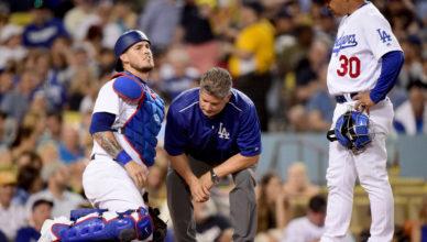Dodger Injuries