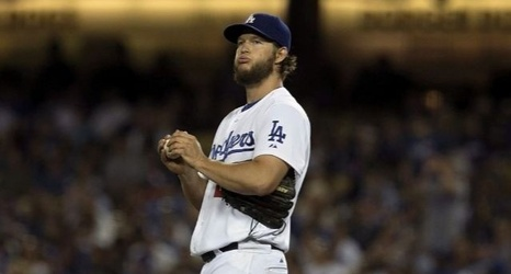 Clayton Kershaw Opening Day