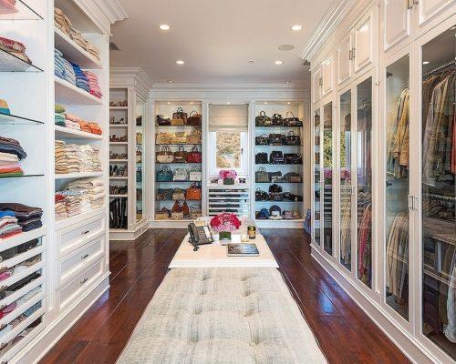 celebrity closet -Yolanda-Foster