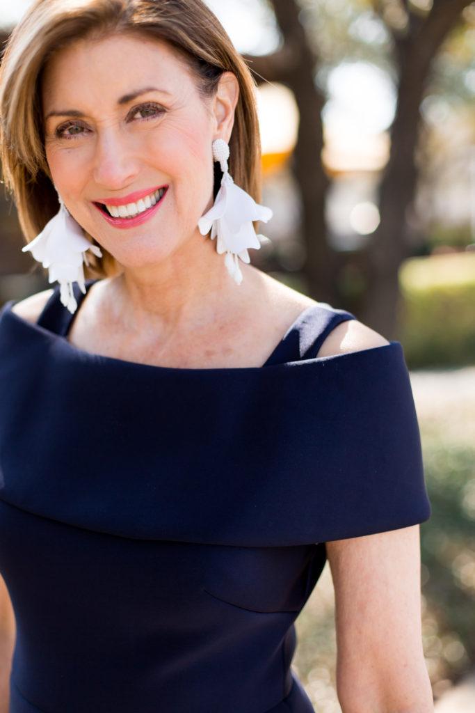 #eveningjewelry #oscar #whitetrend #dressingup #specialeventdressing
