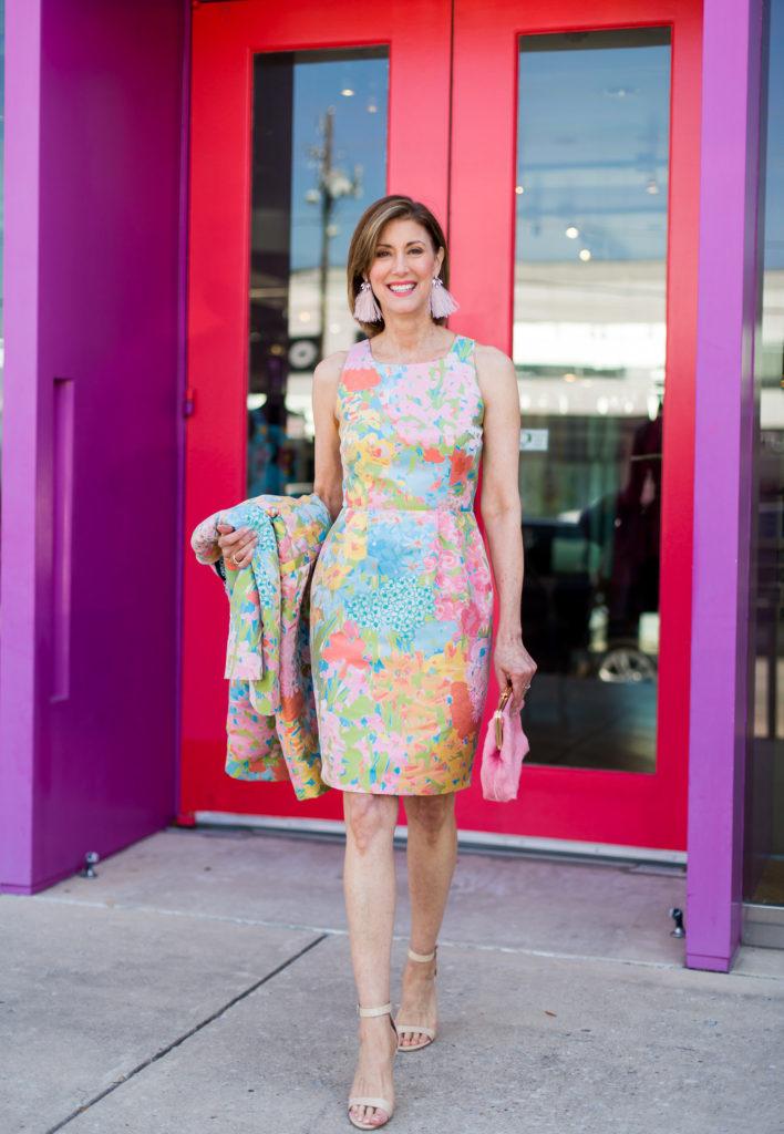 #ootd #dresses #inthepink #furbags #eveningbags #pellemoda