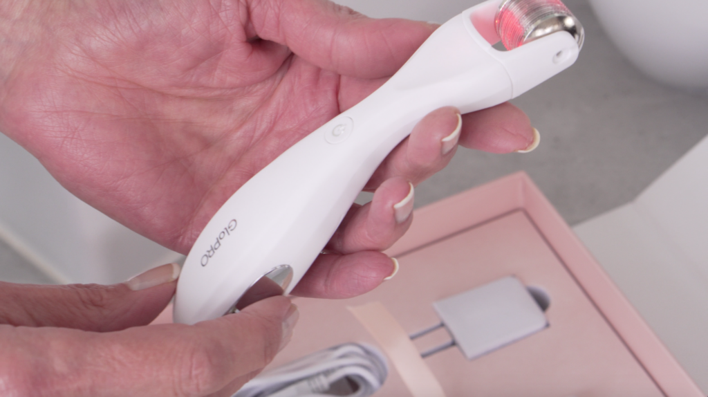Micro needling technique from GloPro