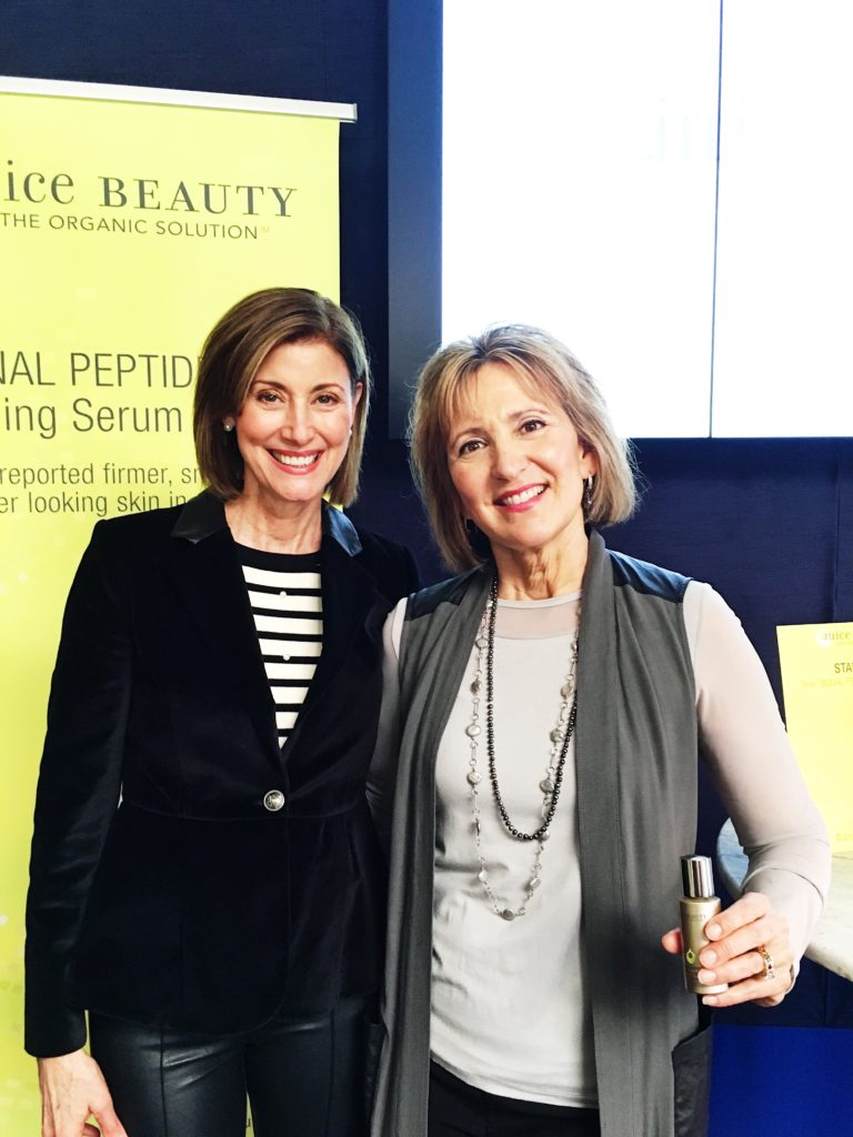 Juice Beauty founder Karen Behnke