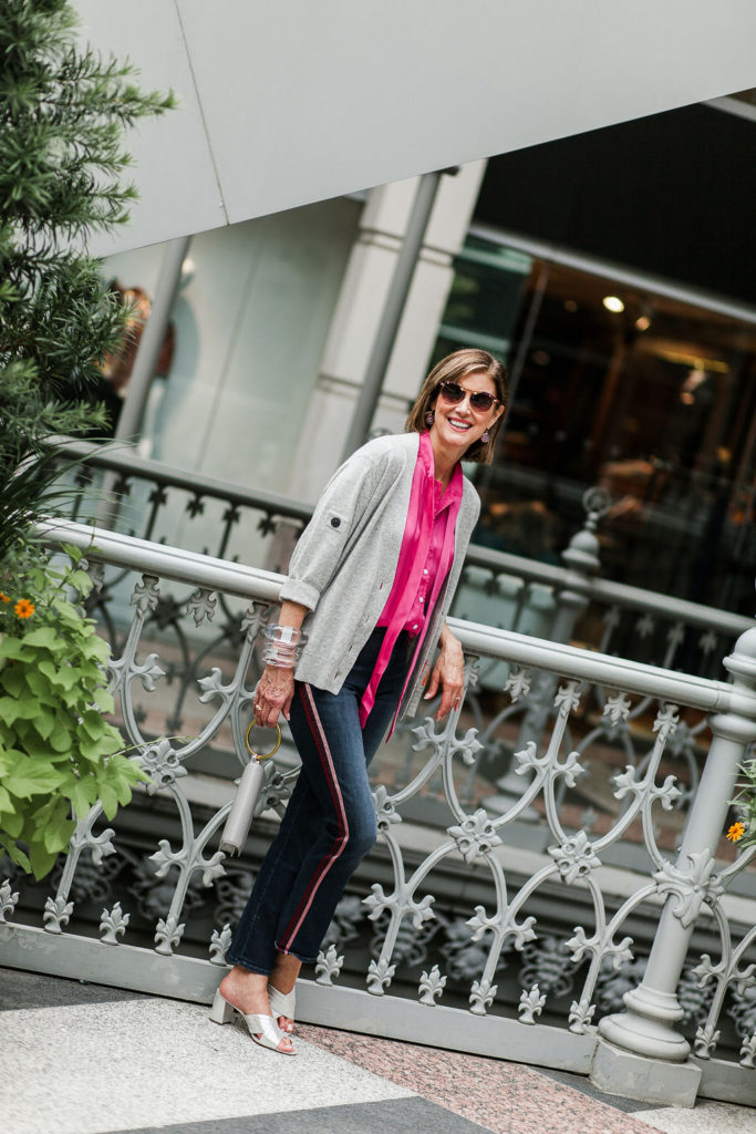 Koch by Nicole Musselman is perfect for over 50 blogger