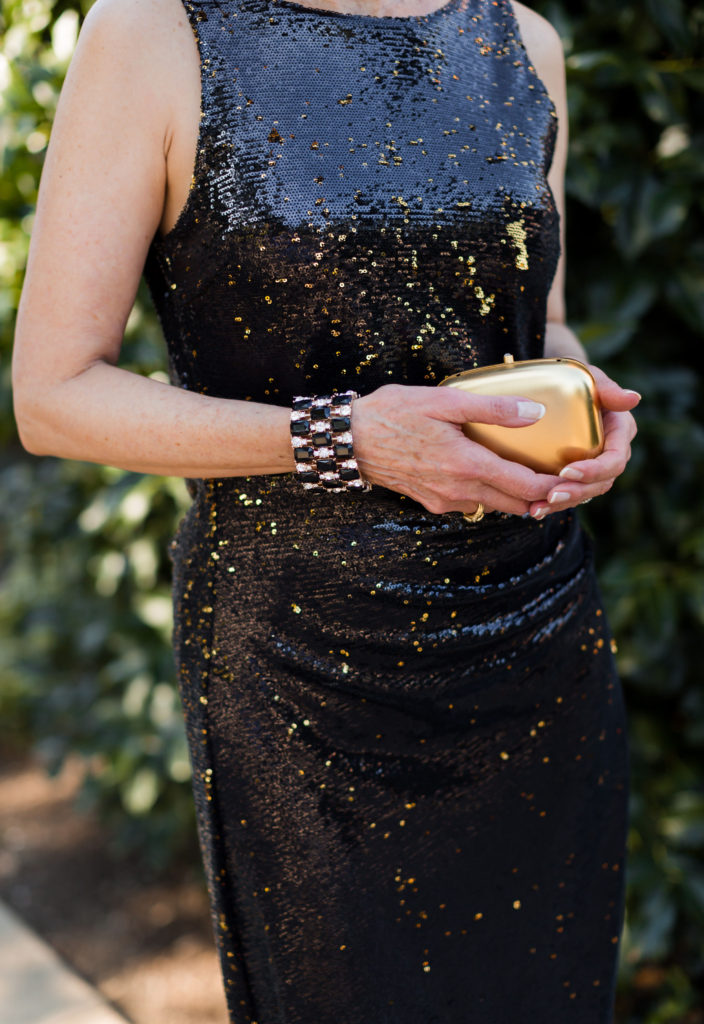 Holiday-party-looks sparkle and shine this season