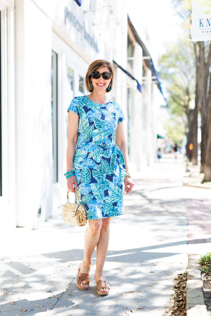 Fashionomics loves JMclaughlin dresses