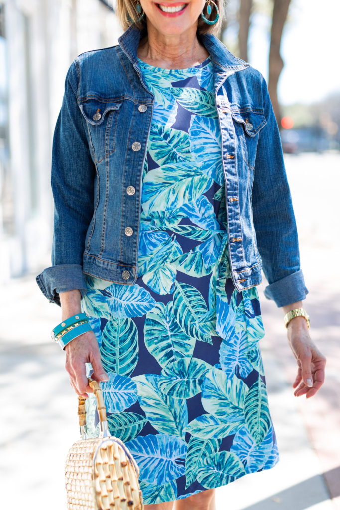 fitted gap jean jacket