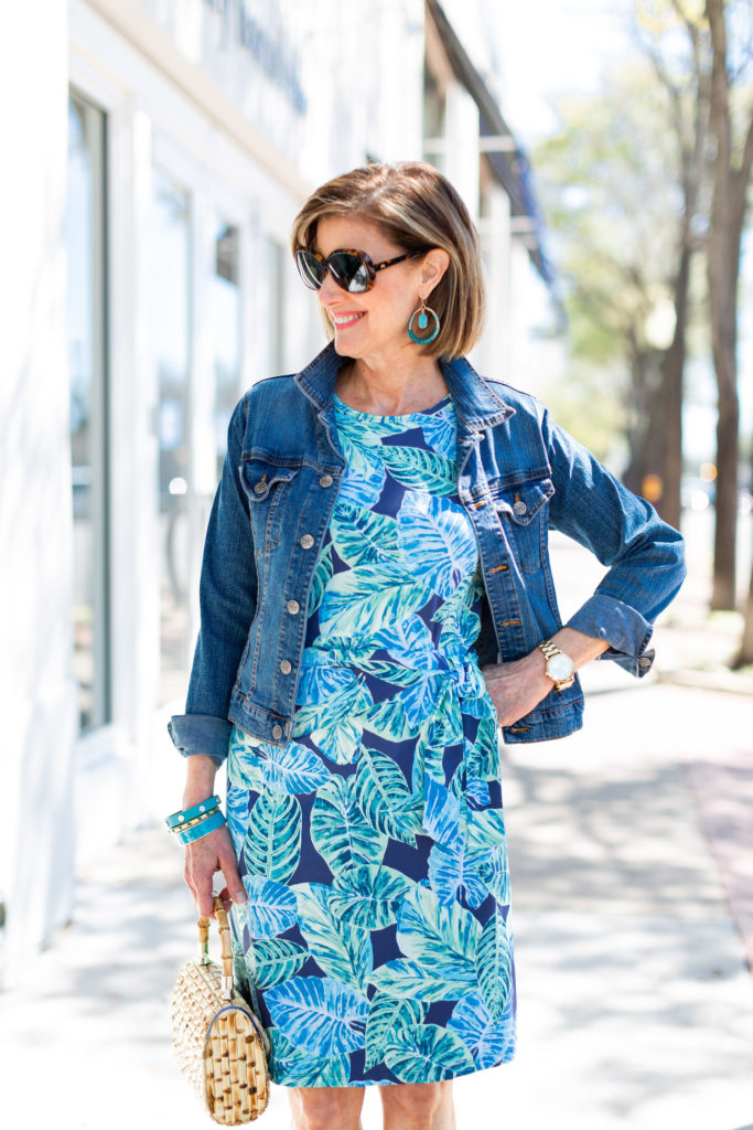 Over 50 blogger wearing Charlotte Tilbury Coachella Coral lips