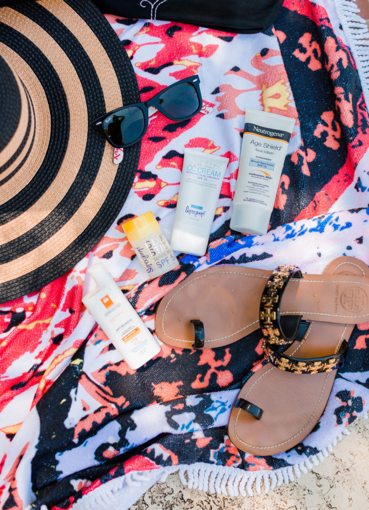 Dallas blogger features skin protecting sunscreens for summer 2019