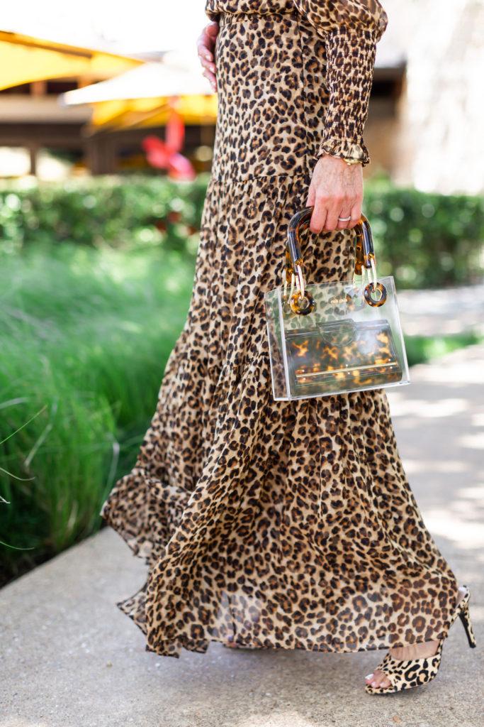 Leopard mule from DSW