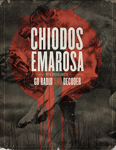 Chiodos and Emarosa Co-Headline Tour – REVIEW