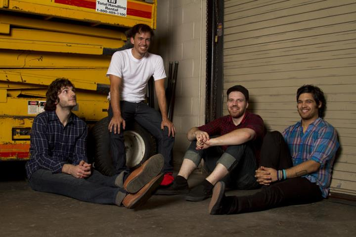"""A Great Big Pile of Leave to Headline First Ever """"Topshelf Records Tour"""""""