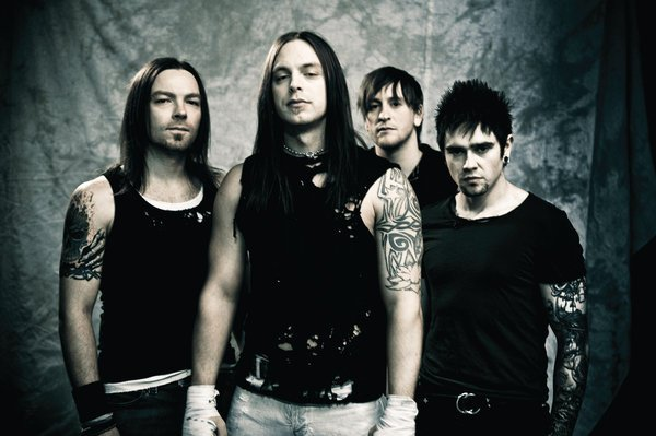 Dates Announced for hardDrive Live Tour feat. Bullet For My Valentine