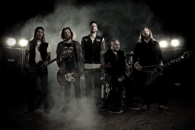 Hell or Highwater Announces As Support for The Darkness' Tour