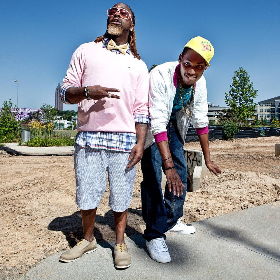 Kaine from Ying Yang Twins – TOUR TIPS