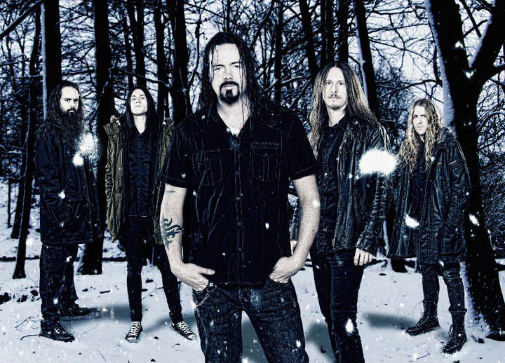 Evergrey Announce North American Tour