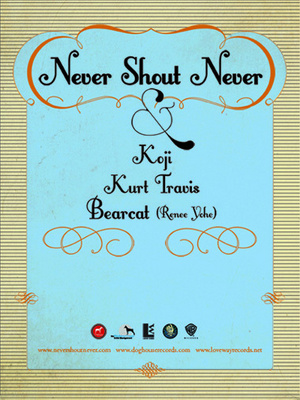 Never Shout Never Spring Headline Tour – REVIEW