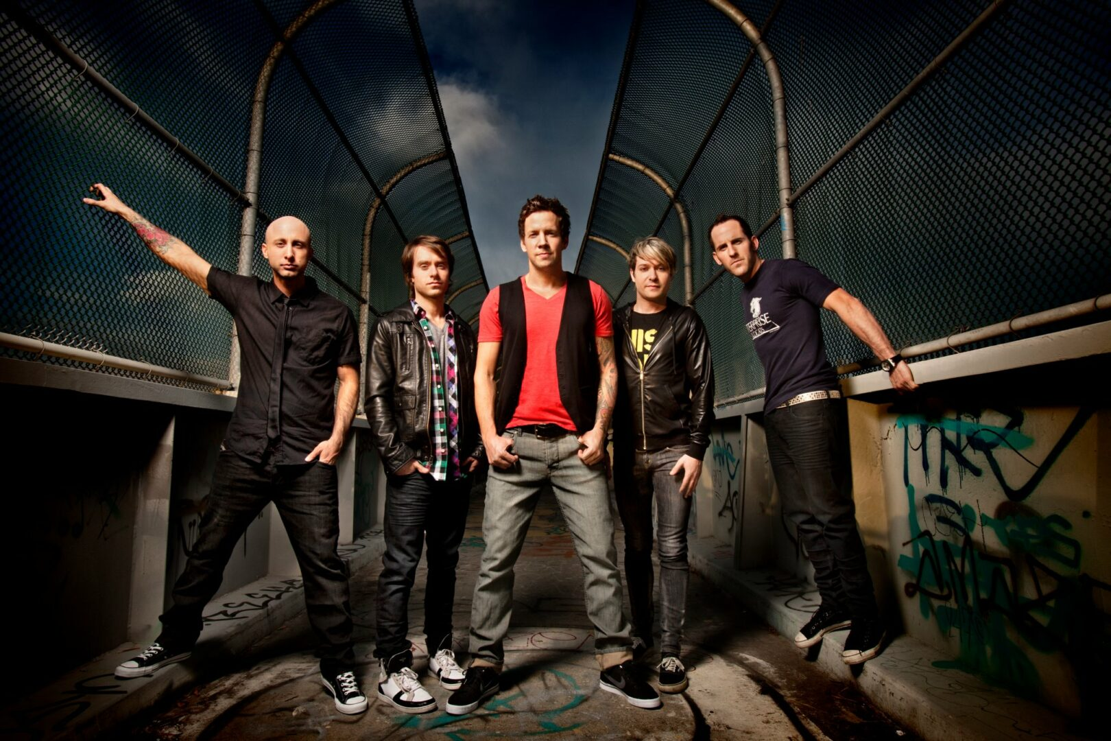 Simple Plan Added to Select Warped Tour 2015 Dates
