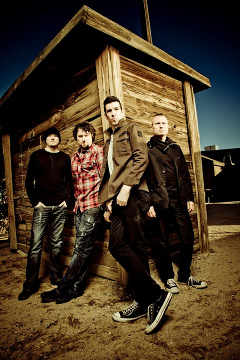 Theory of a Deadman Announce Fall U.S. Tour
