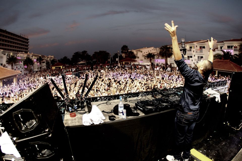 Jacked Tour feat. Afrojack – REVIEW
