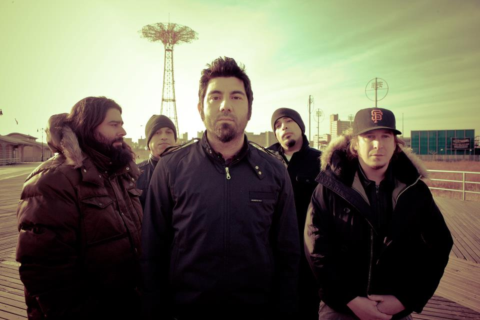 Deftones Announce West Coast Tour Dates