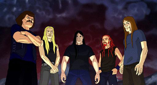 Dethklok and Lamb of God Announce North American Tour