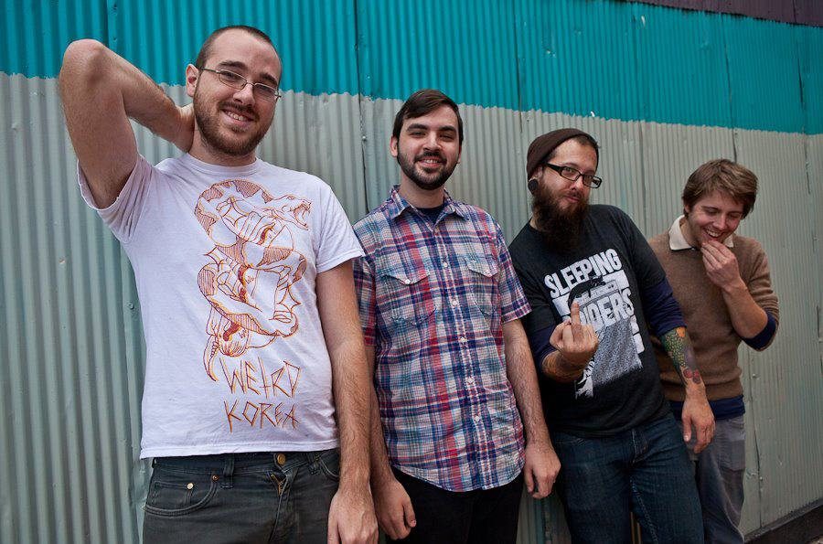 Dikembe and You Blew It! Announce Winter Tour