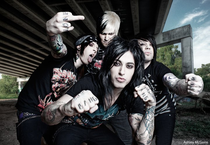 "Falling In Reverse and Escape The Fate Announce the ""Bury The Hatchet AustralianTour"""
