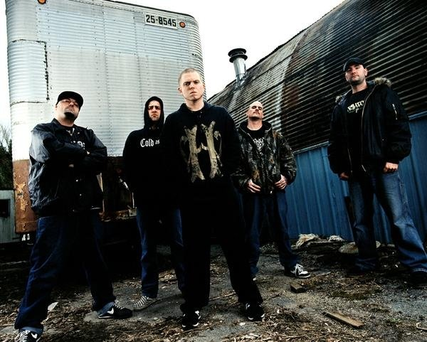 EMP Persistence Tour 2013 featuring Hatebreed / Agnostic Front + More