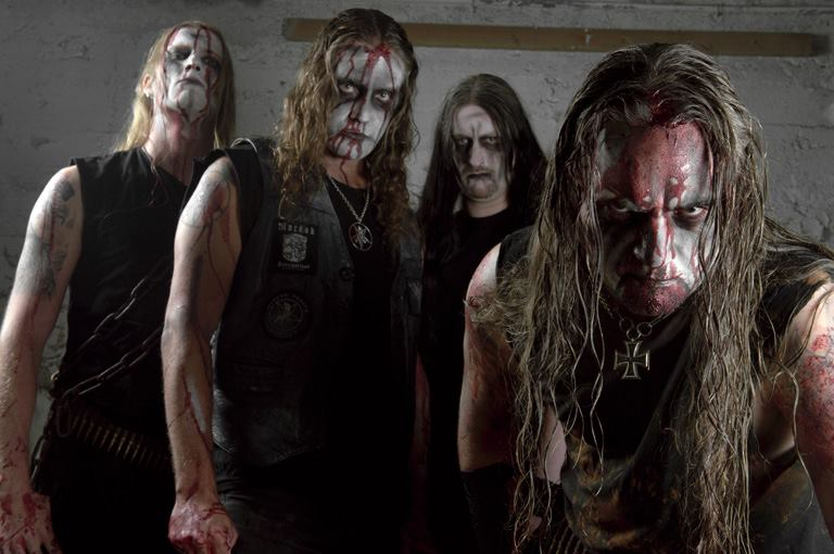 Marduk / Moonspell / Inquisition / The Foreshadowing / Death Wolf Tour