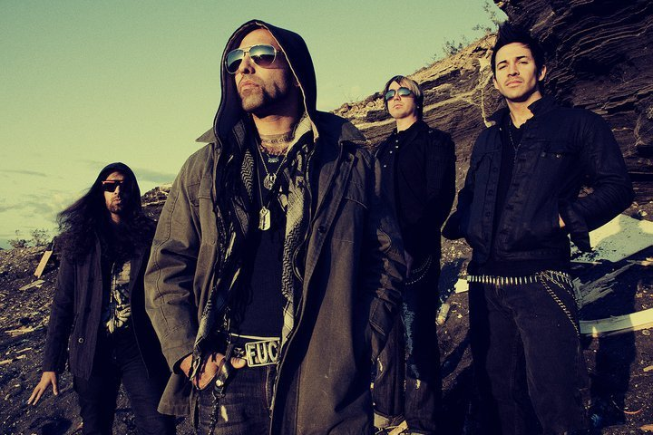 Otherwise Upcoming Tour Dates with Buckcherry / Puddle of Mudd / Etc