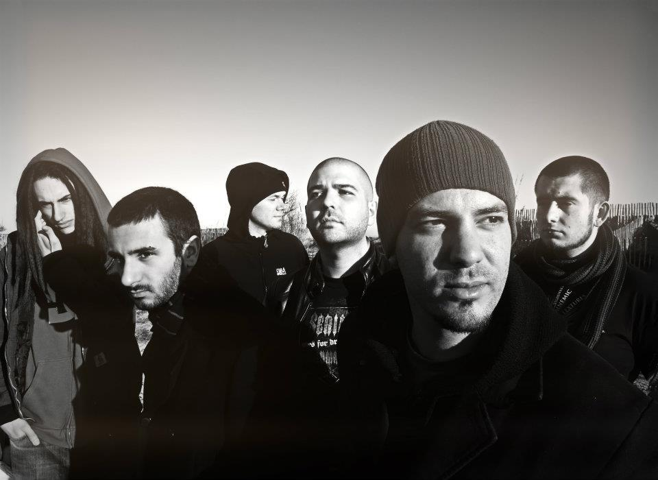 Uneven Structure Announces European Tour with War From A Harlots Mouth
