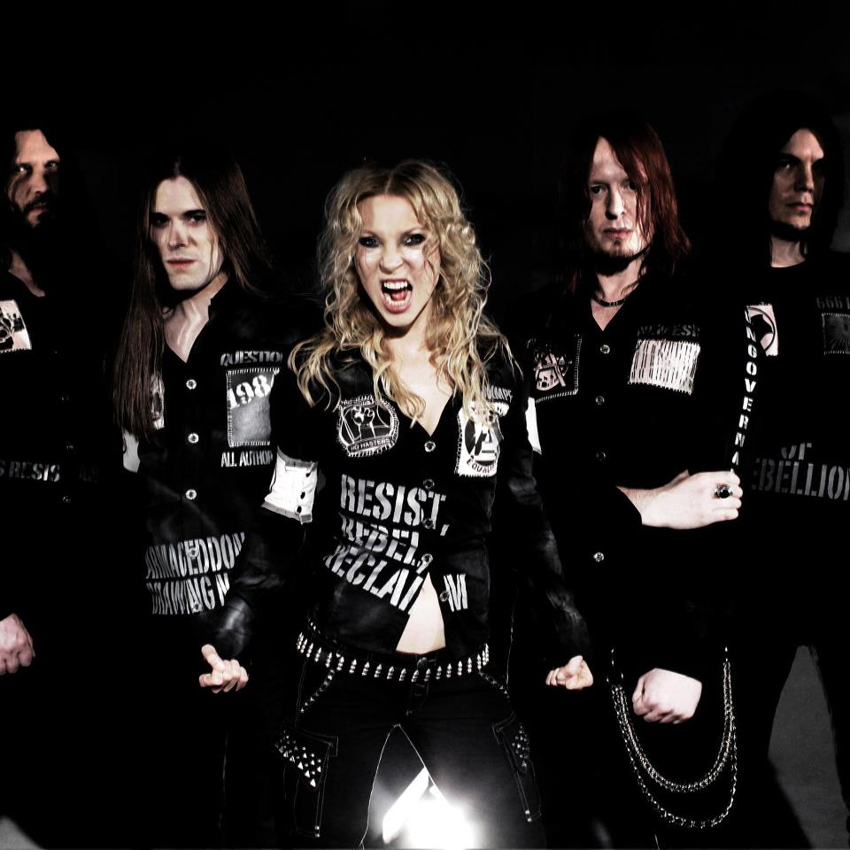 North American Khaos Tour 2011 feat Arch Enemy – REVIEW