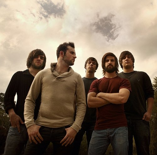 August Burns Red / Blessthefall / Counterparts Announce European Tour
