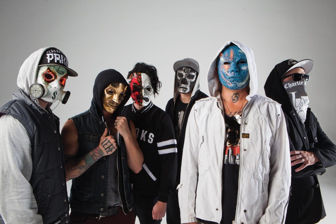 Hollywood Undead / Abandon All Ships / Dance Gavin Dance North American Tour