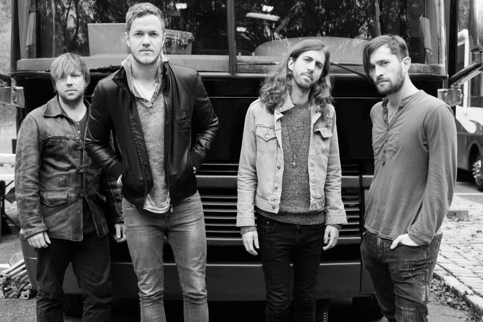 "Imagine Dragons Announce ""Smoke & Mirrors Tour"""