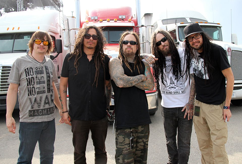 Korn's Path of Totality Tour – REVIEW