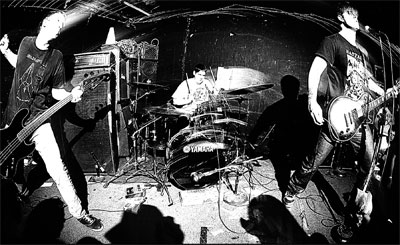 Nails / Death Threat / Twitching Tongues / Incendiary Announce Tour