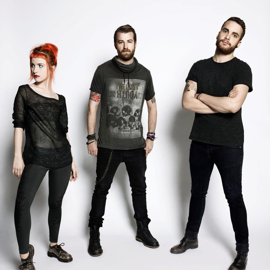 Paramore Reveals Aaron Gillespie As Drummer For Arena Tour