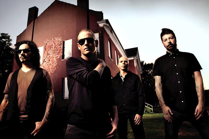"Stone Sour Announces the ""Revolver Road To The Golden Gods Tour"