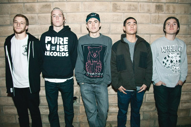 The Story So Far / Seahaven / Stickup Kid / Stateside West Coast Tour