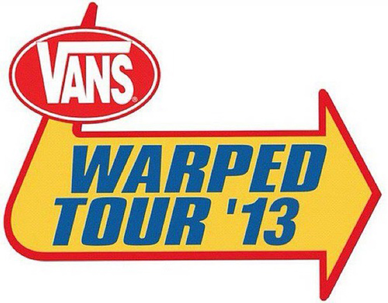 Seven New Bands Announced For Warped Tour 2013